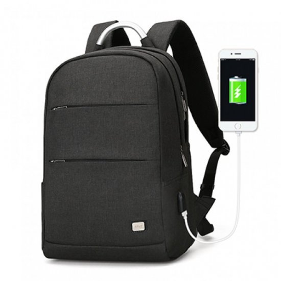Mark Ryden Man Backpack Fit 17 inch Laptop USB Rec...