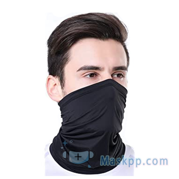 1 Pcs Face Mask Protection from Dust UV and Aerosols - Reusable Washable