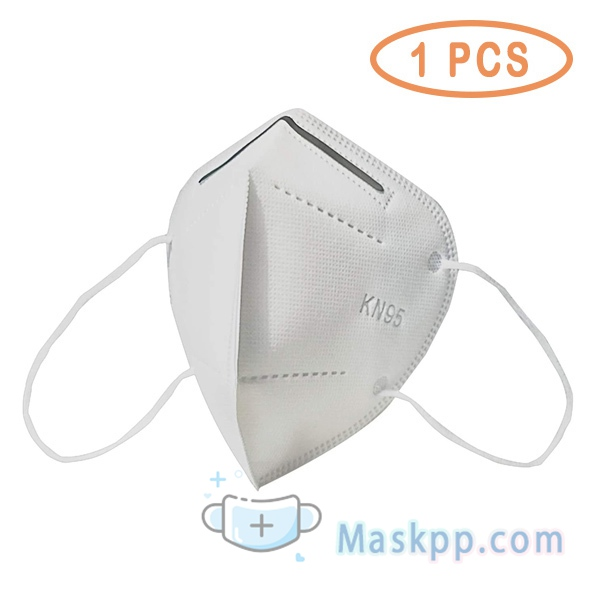 1 Pcs N95 Face Mask Face Protection - 5 Layer Face Protection Safety Masks