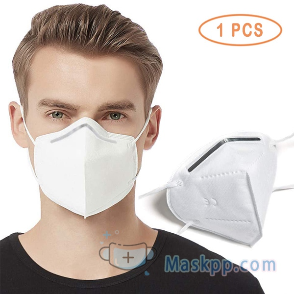 1 Pcs 4 Layer Mouth Cover, Protective Face Covers Masks